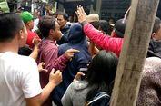 Warga Ingin Keroyok Terduga Pemerkosa Anak, Polisi Lepaskan Tembakan