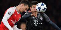 Koscielny Kartu Merah, Arsenal Kembali Kalah 1-5 dari Bayern