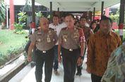 Kapolda Jenguk 4 Polisi Korban Bom Kampung Melayu di RS Polri