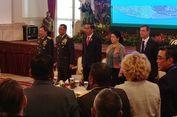 Jokowi: Dunia Saat Ini Memang Sudah Terasa Datar...