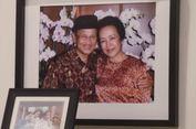 Habibie Selalu Ingat Ainun di Setiap Jengkal Istana Kepresidenan