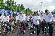 Peringati Hari Armada RI, Anies dan KASAL Ade    Supandi Bersepeda Bareng