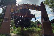 Ngerinya Jurassic Park Mini di Jakarta