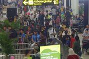 Kondisi H-1 Lebaran di Bandara Soekarno-Hatta Lengang