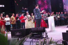 Sekda dan Panitia Disoraki Pengunjung Saat Tutup Jakarta Fair 2017