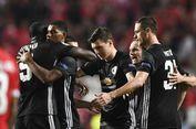 Hasil Liga Champions, Manchester United Menang berkat Gol Rashford