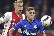 Liverpool dan Tottenham Bikin Gelandang Schalke Ini Enggan Perpanjang Kontrak