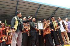 Tari Saman dengan 12.262 Penari Pecahkan Rekor MURI