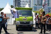 Hino Asah Kemampuan Sopir di Surabaya