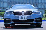 Menyapa Desain All New BMW Seri 5 dari Jepang