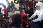 Dikunjungi Mensos, Korban Banjir Belitung Berharap Bantuan Perbaikan Rumah