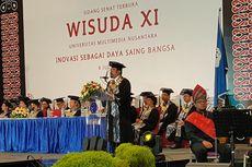 Rektor UMN: Wawasan Internasional Dibuka, Cinta Indonesia Dipelihara