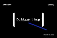 Resmi dari Samsung, Ini Tanggal Peluncuran Galaxy Note 8