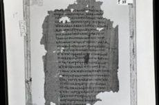 Manuskrip Terlarang Berisi Ajaran Rahasia Yesus Ditemukan, Apa Isinya?
