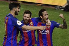 Neymar Akan Pimpin Barca Raih Kesuksesan