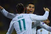 APOEL Vs Real Madrid, Ronaldo di Ambang Rekor meski Mandul dalam La Liga