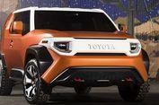 Toyota Bawa Penerus FJ Cruiser ke New York