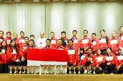 Wing Chun Indonesia Kembali Raih Juara Umum pada Kejuaraan Dunia