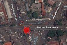 Ledakan di Kampung Melayu Berasal dari Bom