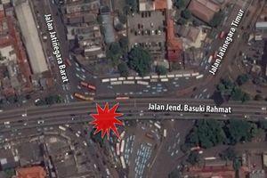 Potongan Tubuh Korban Tewas Ditemukan di Lokasi Ledakan Kampung Melayu