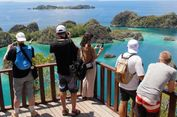 Sriwijaya dan NAM Air Permudah Wisatawan ke Raja Ampat