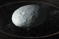 Kali Pertama, Astronom Temukan Planet Kerdil Bercincin
