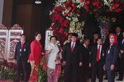 Megawati dan Habibie Hadiri Sidang MPR, SBY Tak Terlihat