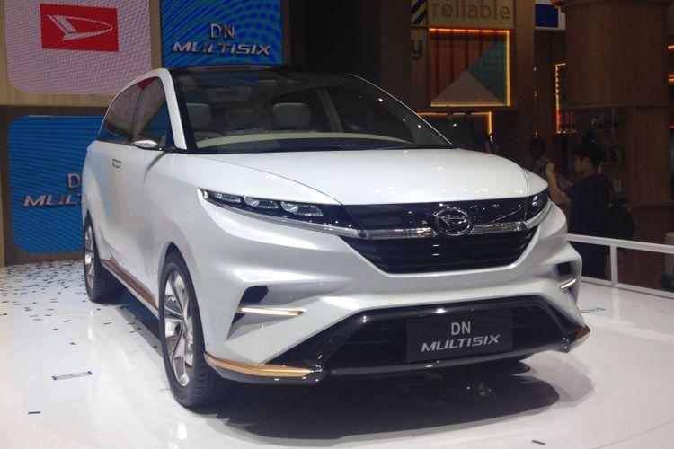 KompasOtomotif- Daihatsu DN Multisix