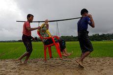 Dua Pengungsi Tua Rohingya Tewas Diinjak Gajah Liar