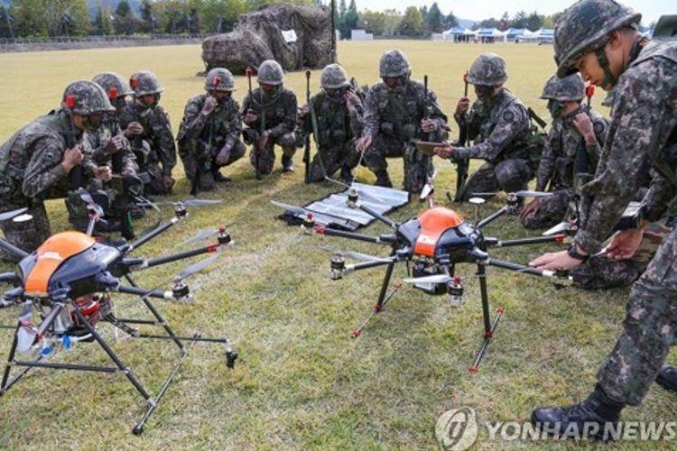 Angkatan darat Korea Utara tengah merencanakan membentuk unit khusus menggunakan pesawat tanpa awak atau drone.