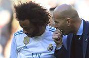 Madrid Kalah dari Barcelona di El Clasico, Zidane Pilih Berlibur