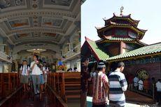 Wisata Toleransi di Lokasi Pesta Adat Kahiyang dan Bobby