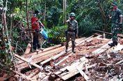 Satgas Perbatasan Sita Truk dan Kayu Hasil 'Illegal Logging'