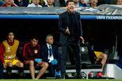 Simeone Optimistis Atletico Bisa Balikkan Keadaan atas Real Madrid