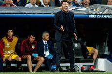 Atletico Imbang, Simeone Perpanjang Catatan Negatif atas Barcelona