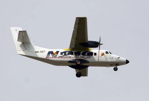 Pesawat N219 Resmi Terbang Perdana