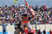 Drama RC213V Antarkan Marquez Juara di Aragon