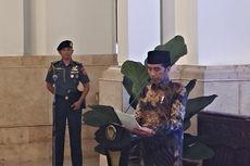Jokowi: Indonesia Harusnya Jadi Pusat Keuangan Syariah Dunia