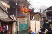 Januari-April, 45 Peristiwa Kebakaran Terjadi di Jakarta Utara