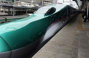 Geger, Kakek 80 Tahun Bikin Api di Dalam Gerbong Shinkansen