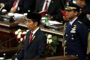 Di Tengah Kritik terhadap Wakil Rakyat, Jokowi Puji Kinerja DPR