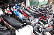 Angkasa Pura I Amankan Puluhan Motor Tak Bertuan di Bandara Ngurah Rai