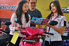 Pasar Sepeda Motor Sulawesi dan Papua Masih Minus