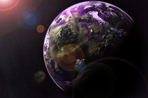 Begini Cara Pria AS Ini Membuktikan Teori Bumi Datar