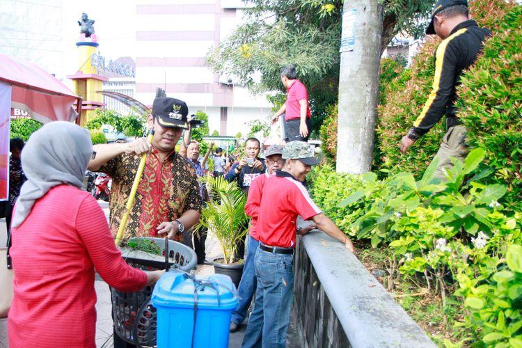 Kota Semarang Bersolek Menyambut Pemudik