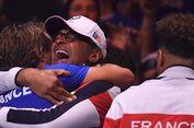 Perancis Akhiri Penantian 16 Tahun di Piala Davis