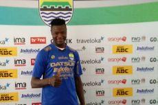 Ezechiel Pernah Dijuluki Ibrahimovic dari Chad