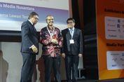 Untuk Kedua Kalinya, 'Kompas' Rebut Desain Koran Terbaik Asia