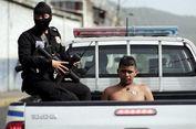 Tujuh Anggota Geng Kriminal El Salvador Dipenjara 390 Tahun