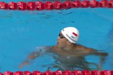 Indra Gunawan Masih Raja di 50m Gaya Dada SEA Games